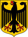 Bundeswappen Deutschlands - Coat of Arms Of Germany