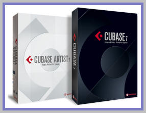 Steinberg Media Technologies Cubase 7 and Cubase Artist 7