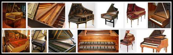The harpsichord was widely used in Renaissance and Baroque music. During the late 18th century, it gradually disappeared from the musical scene with the rise of the piano. But in the 20th century, it made a resurgence, being used in historically informed performance of older music, in new (contemporary) compositions, and in popular culture.