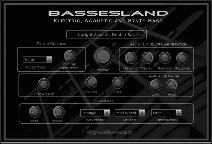 Windows 7 Bassesland Bass VST VST3 Audio Unit 2.0 full