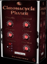 a 8-Stage Stereo Phaser Effect in VST VST3 Audio Unit 64 bit Plugin format. Available as plugin in VST and VST3 64 bit versions for Windows as well as in Audio Unit format for macOS Catalina...