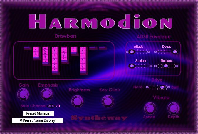 Windows 7 Harmodion VST VST3 Audio Unit 2.1 full