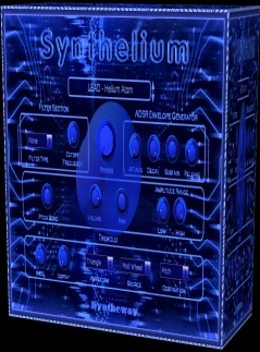 Synthelium is a virtual instrument inspired by the classic synthesizers of the 70s and 80s. Features a wide collection of 50 tones emulated of synth leads, pads, keys, basses, atmos and effects sounds to create electronic, rock, metal, smooth jazz, pop, hip hop, trance, EDM, and new age music, among others. The pads and atmos presets also makes it suitable for soundscapes and cinematic, as well as ambient and atmospheric textures. Sounds can be modulated with filter section, envelope generator and effects to give a vast array of custom sounds. Available as plugin in VST 32 bit and 64 bit and VST3 64 bit versions for Windows as well as in Audio Unit, VST and VST3 for macOS